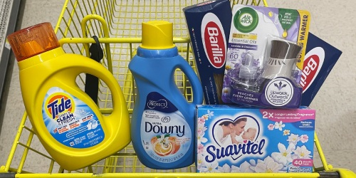 11 Household, Grocery & Personal Care Items Only $6.95 at Dollar General | May 8th Only – Just Use Your Phone