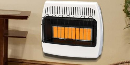 Dyna-Glo Natural Gas Heater Only $99 Shipped on Walmart.com (Regularly $261) | Great for Emergencies