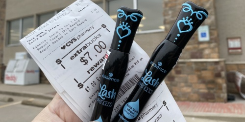 Essence Mascara Only $1.49 Each After CVS Rewards | Over 115,000 Five-Star Reviews