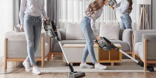 Eureka Lightweight Stick Vacuum Only $91.99 Shipped on Amazon (Regularly $145)