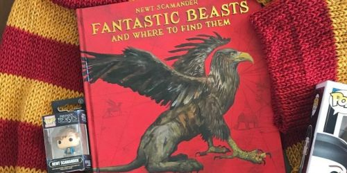 Hogwarts Library: The Illustrated Collection Only $55 Shipped on Amazon (Regularly $105)