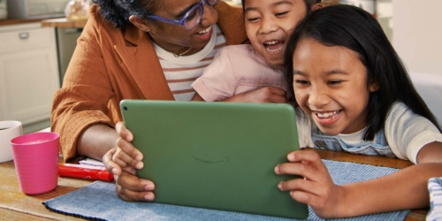 New Amazon Fire HD 10 Tablets Available for Pre-Order + Score Up to 30% Off | Includes All-New Kids Fire Pro for Older Kids