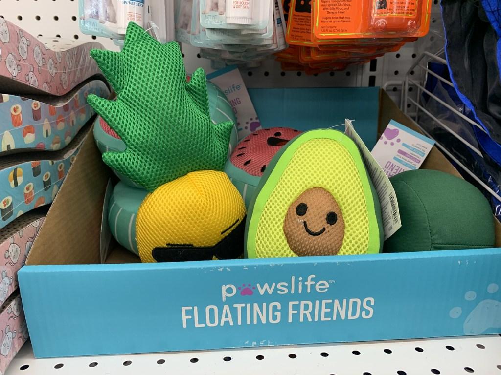 Five Below Floating Friends Pet Toys