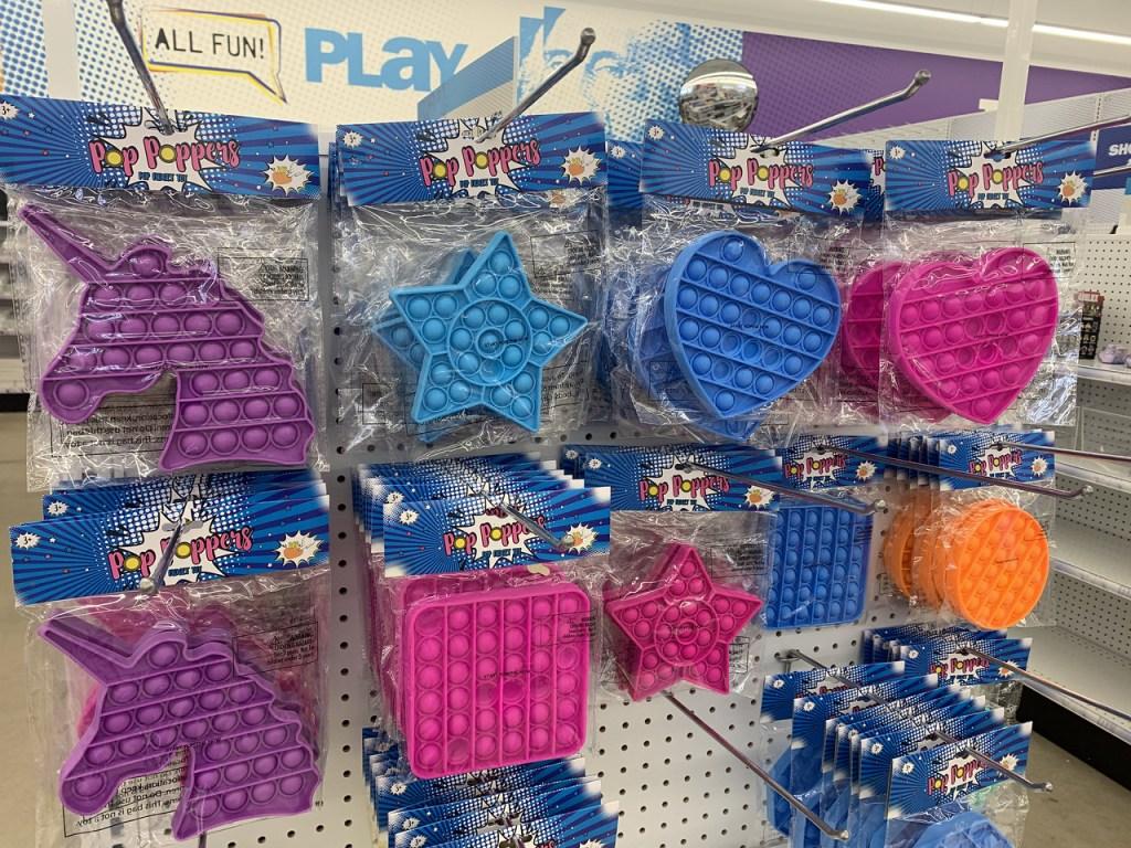 Fidget Toys at Five Below