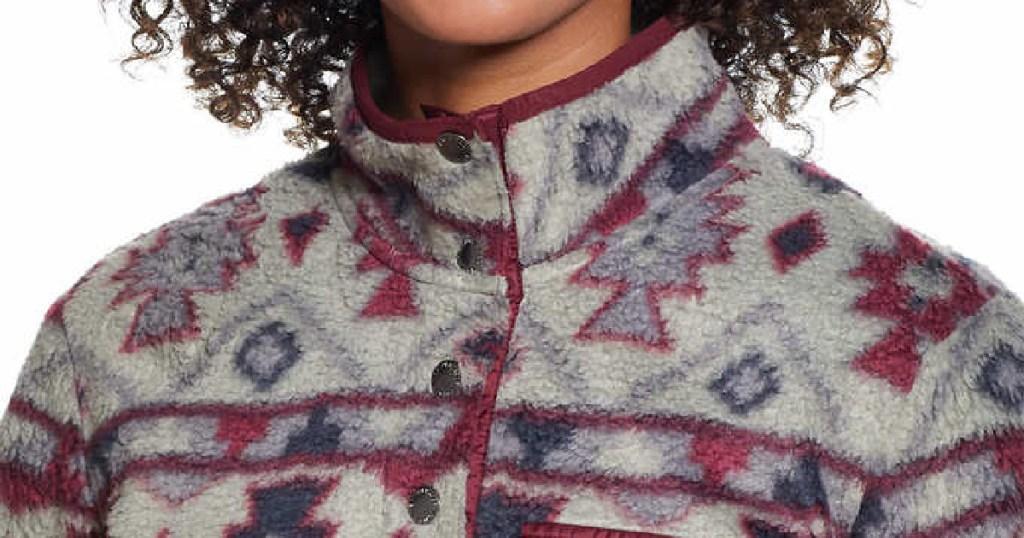 Fleece Pullover Costco