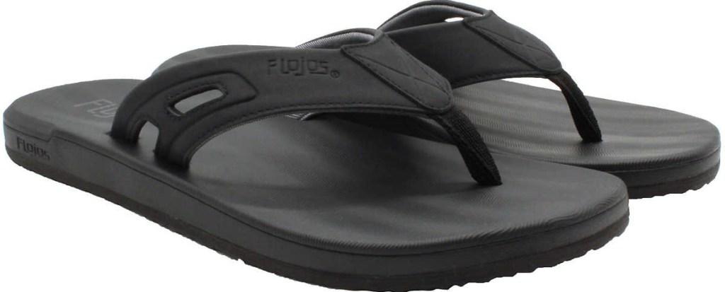 pair of men's sandals