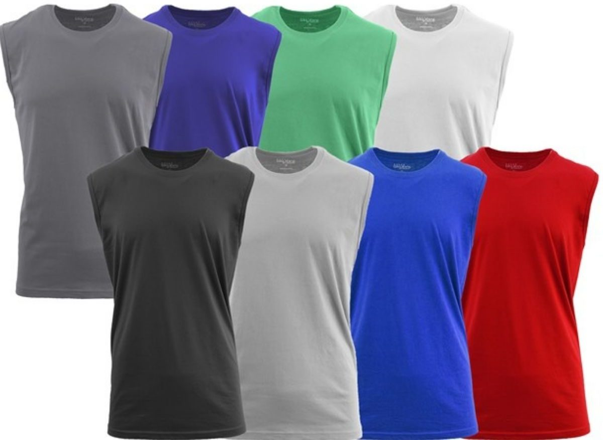 GBH Men's Muscle Shirts