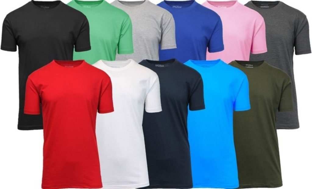 GBH Men's Shirts in eleven colors