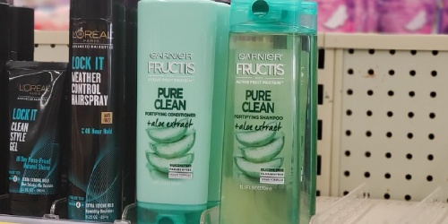 Garnier Hair Care Products from $1.45 on Walgreens.com (Regularly $4)
