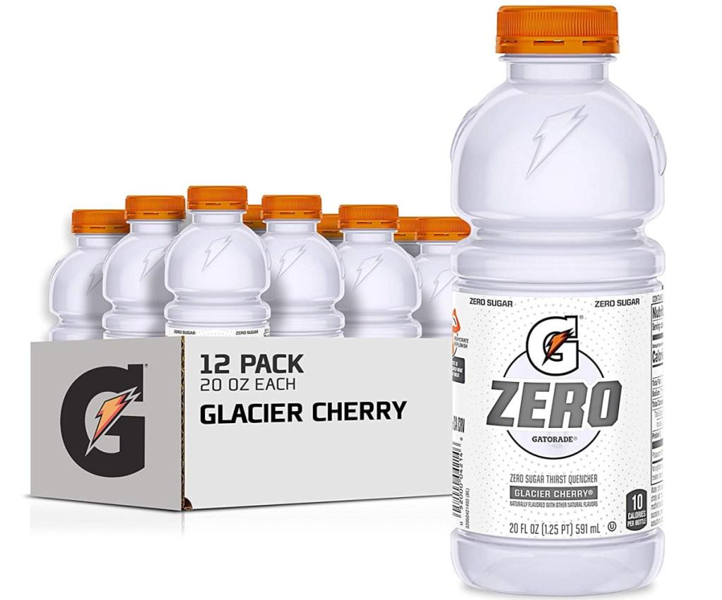 gatorade sugar free 12-pack cherry