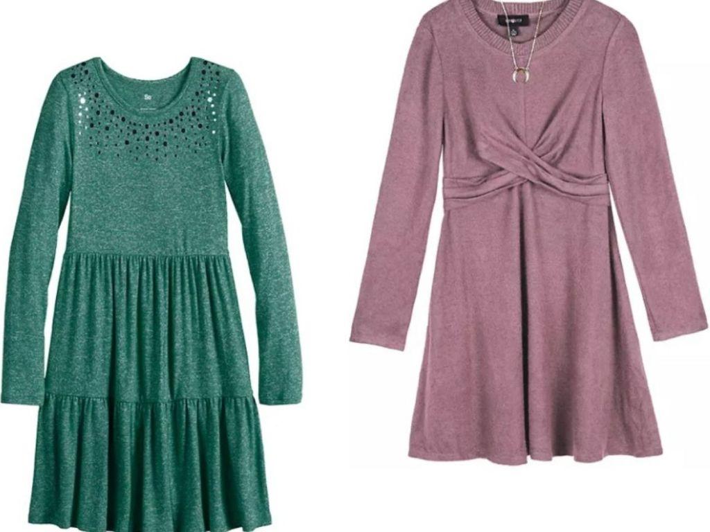 Girls Dresses Kohls