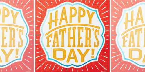 2 FREE Father's Day Cards on Walgreens.com + Free Store Pickup