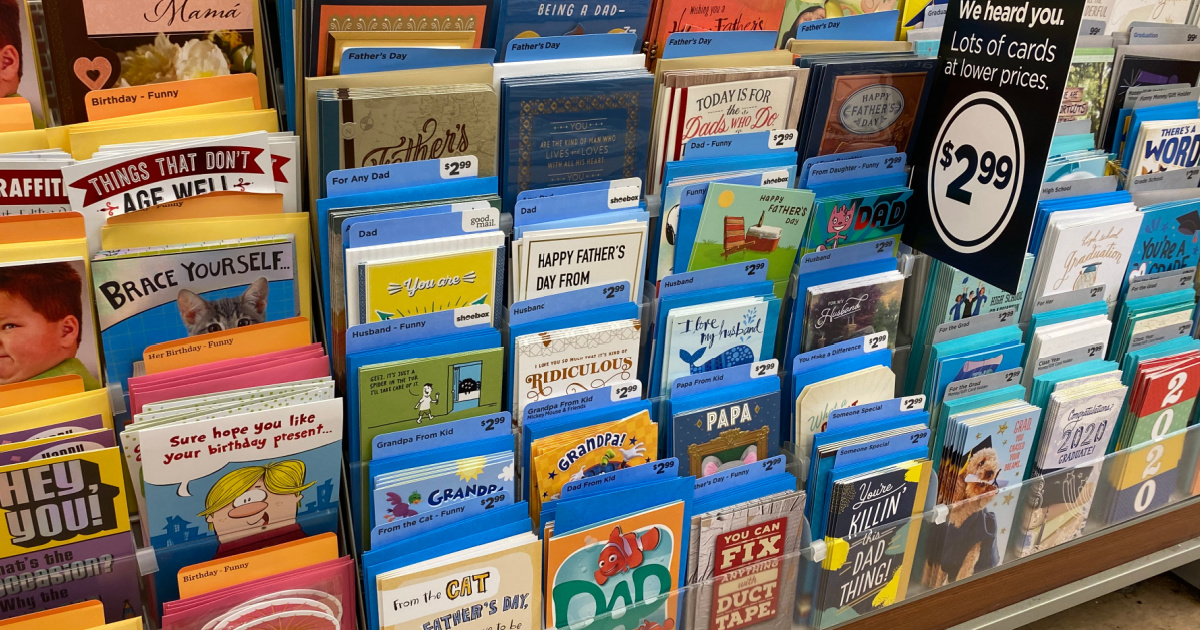 cards at walgreens