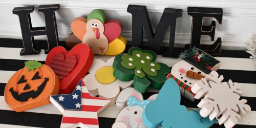 13-Piece Interchangeable Home Sign Just $21.99 Shipped & More Festive Finds
