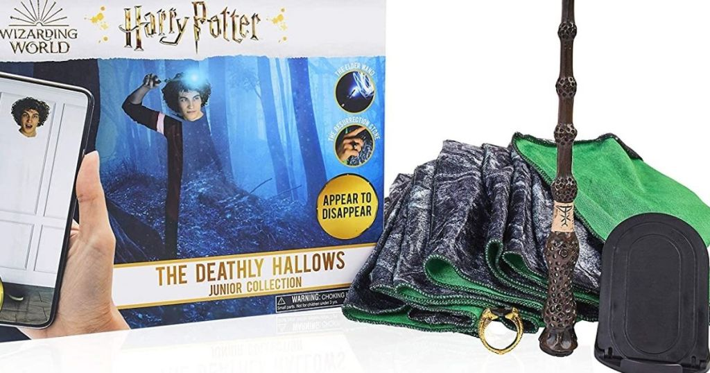 Harry Potter The Deathly Hallows Junior Collection