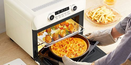Digital Air Fryer & Toaster Oven w/ Rotisserie Just $159.99 Shipped on Amazon