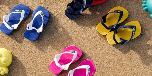 Havaianas Sandals for the Family from $9.99 on Zulily (Regularly $18) + Extra Savings for Teachers
