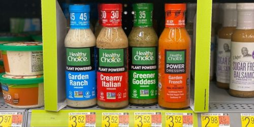 FREE Healthy Choice Power Dressing 12oz at Walmart After Cash Back (Regularly $3.52)