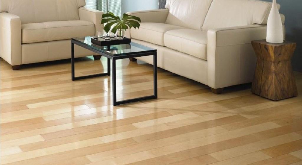 Heritage Mills Vintage Maple Natural High Gloss Engineered Hardwood Flooring