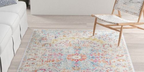 Large Wayfair Area Rugs From $69.99 Shipped   Tons of Style & Color Choices