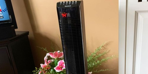 Oscillating Tower Fan w/ Remote Just $59 Shipped on Amazon | Thousands of 5-Star Reviews