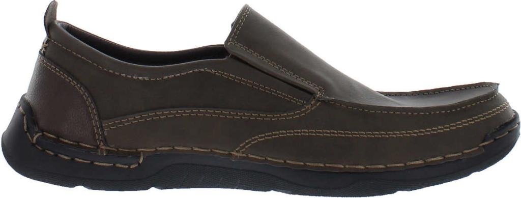 men's brown loafer