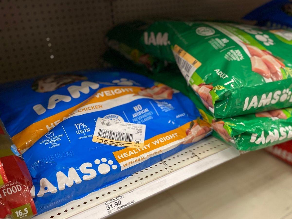 Iams Dry Dog Food 30lb