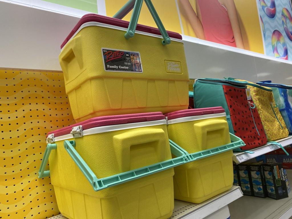Igloo Retro Family Coolers