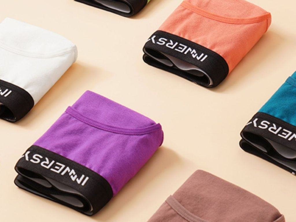 Innersy folded undies