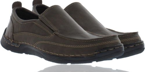 IZOD Men's Slip On Shoes Only $12.99 Shipped on Costco.com