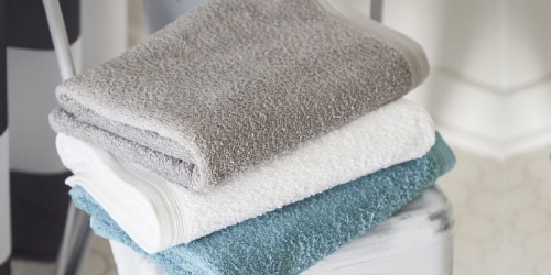Home Expressions Bath Towels Only $3.99 on JCPenney.com (Regularly $10)
