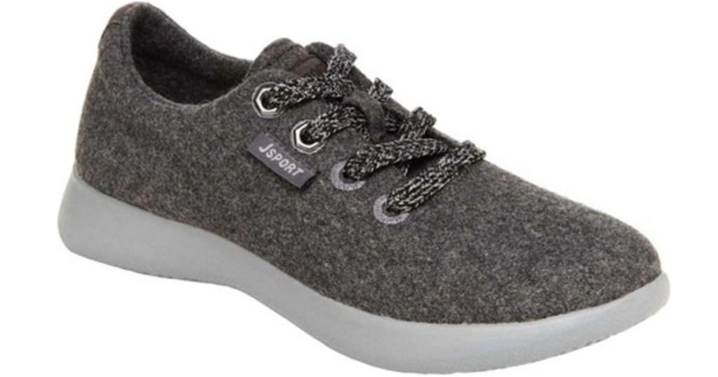 jsport arrow lace up shoes