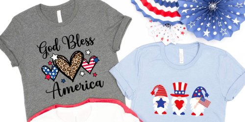 Jane.com 4th of July Sale | Patriotic Apparel for Women & Kids from $15.99 Shipped