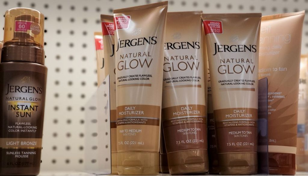 Jergens Natural Glow Lotions