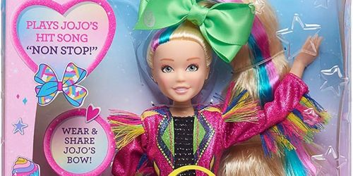 JoJo Siwa Singing Doll Only $9.99 on Amazon (Regularly $20)