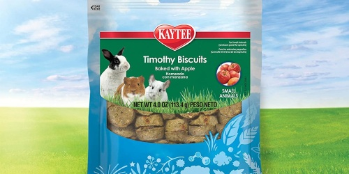 Small Animal Biscuit Treats Only $1.51 on Chewy.com + B3G1 FREE Cat Treats, Bird Food & More