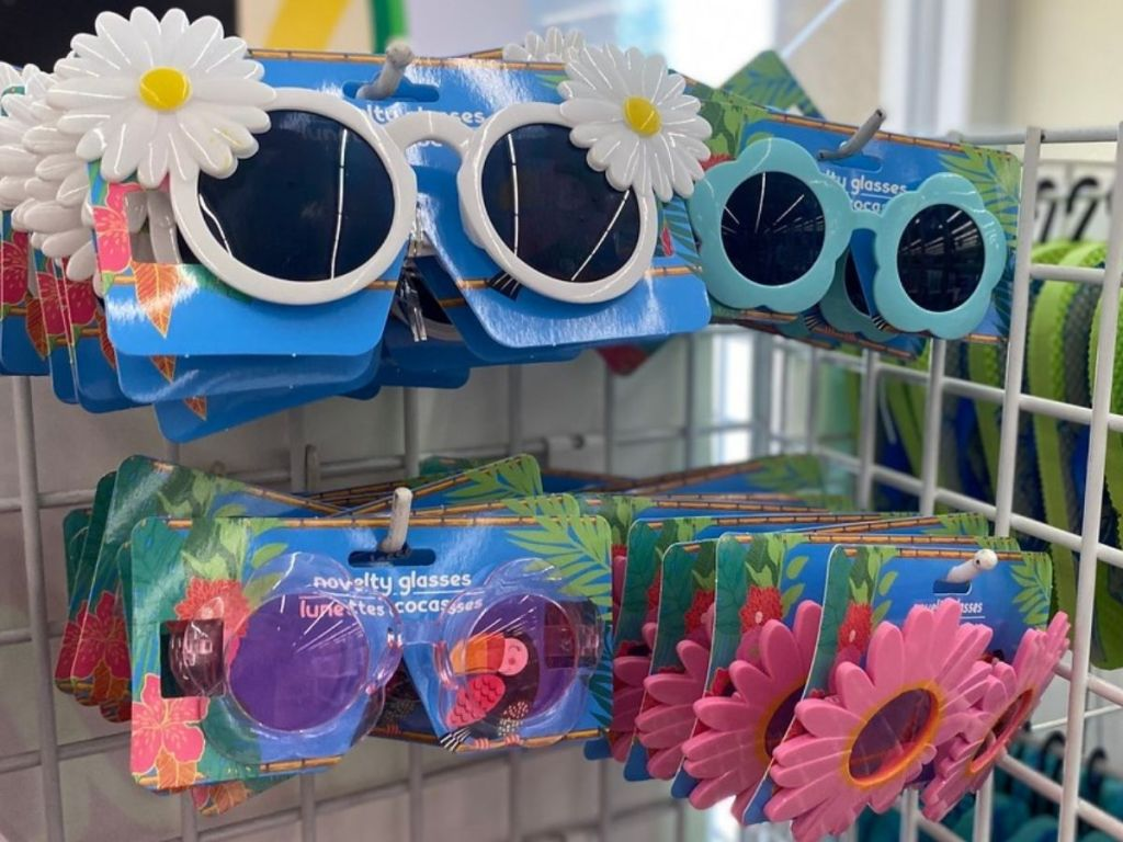 Kids Novelty Sunglasses Dollar Tree