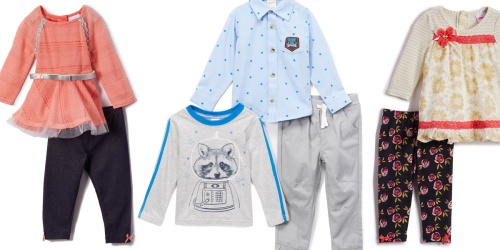 Baby & Kids Outfit Sets Only $7.99 on Zulily.com (Regularly $21)