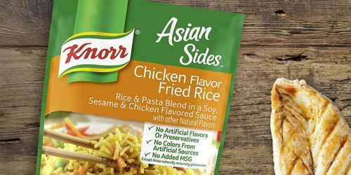 Knorr Rice & Pasta Sides 8-Packs from $6.42 Shipped on Amazon | Just 80¢ Each