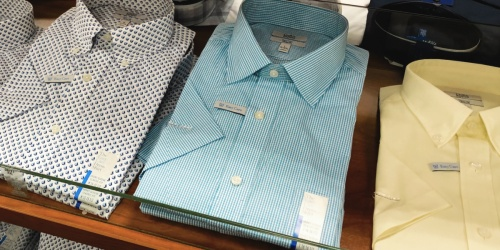 Croft & Barrow Men's Dress Shirts from $11.99 (Regularly $32) + Free Shipping for Kohl's Cardholders