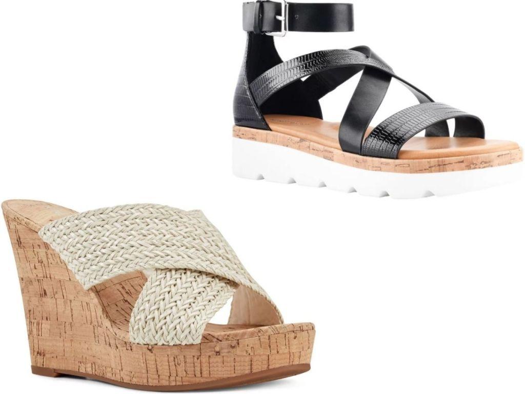 Kohl's Nine West Sandals