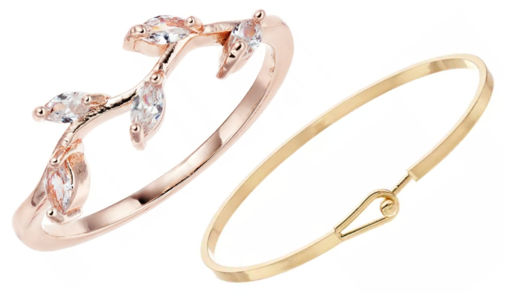 LC ring and bangle