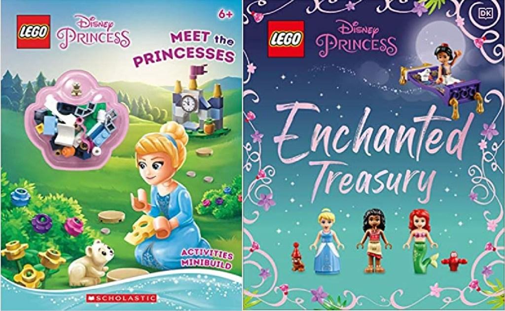 LEGO Disney Princess Meet the Princesses and Enchanted Treasury