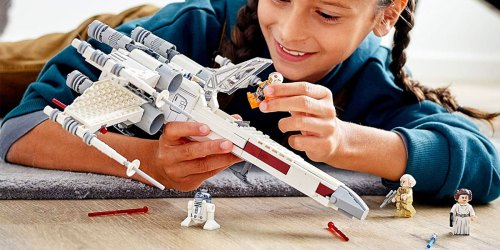 LEGO Star Wars X-Wing Fighter Set Only $39.99 Shipped on Amazon (Regularly $50)