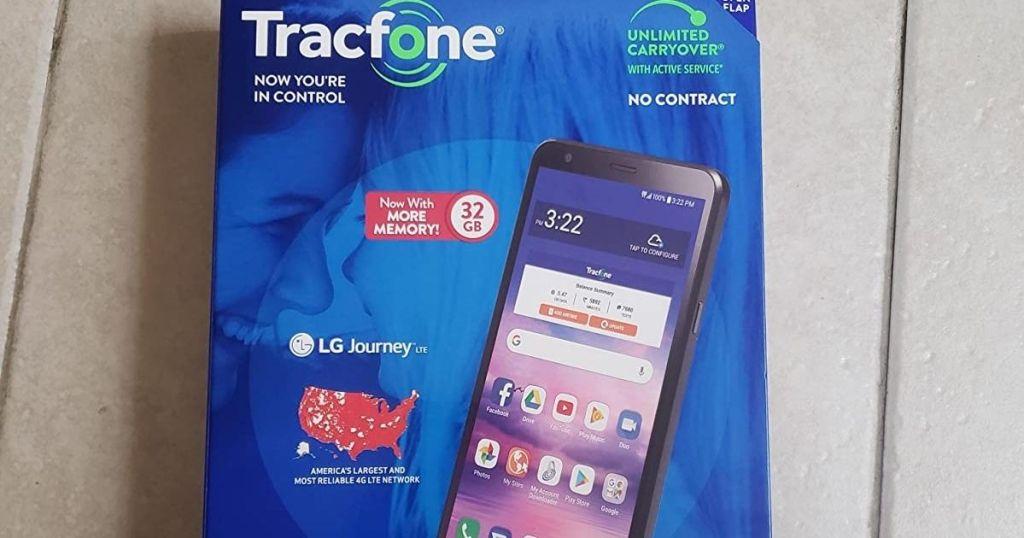 LG Tracfone