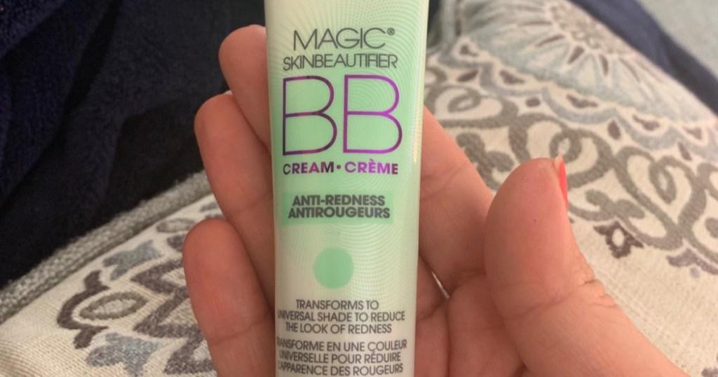 L'Oreal Paris Studio Secrets Magic BB Cream in hand