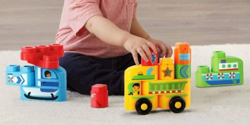 LeapFrog LeapBuilders Sets from $5.64 on Amazon (Regularly $10)