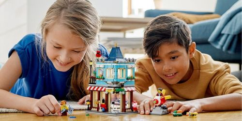 LEGO Creator 3-In-1 Townhouse Toy Store Only $29.97 Shipped For Costco Members (Regularly $40)