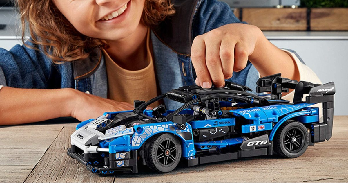 LEGO Technic McLaren Senna GTR Building Set
