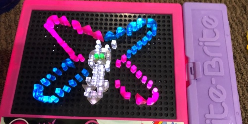 My Little Pony Lite-Brite Only $9.99 on Amazon (Regularly $30)